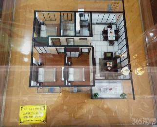新科桃园4室2厅2卫147.12平米2013年产权房简装