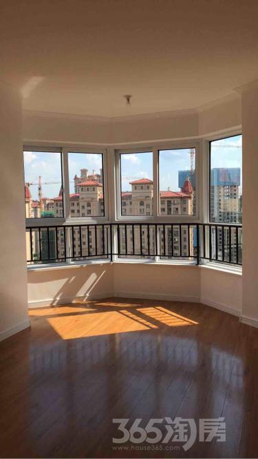中南御锦城3室2厅2卫123平米精装产权房2018年建满五年