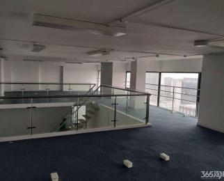 3号线星火地铁口复式挑高可注册精装修办公氛围好随时看房