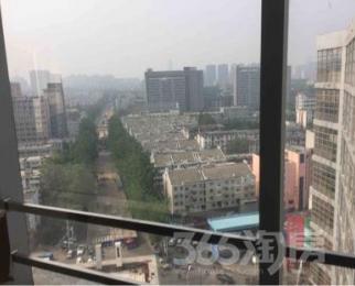 <font color=red>安徽国际商务中心</font>130平米整租简装可注册