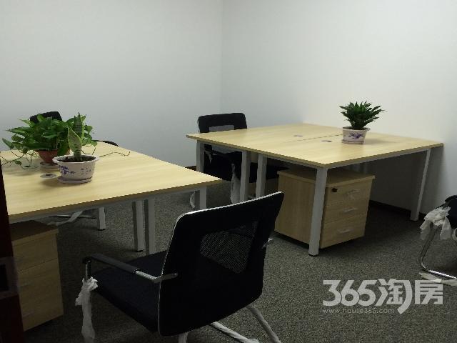 注册迁址代账一站式服务的50平半精装办公室