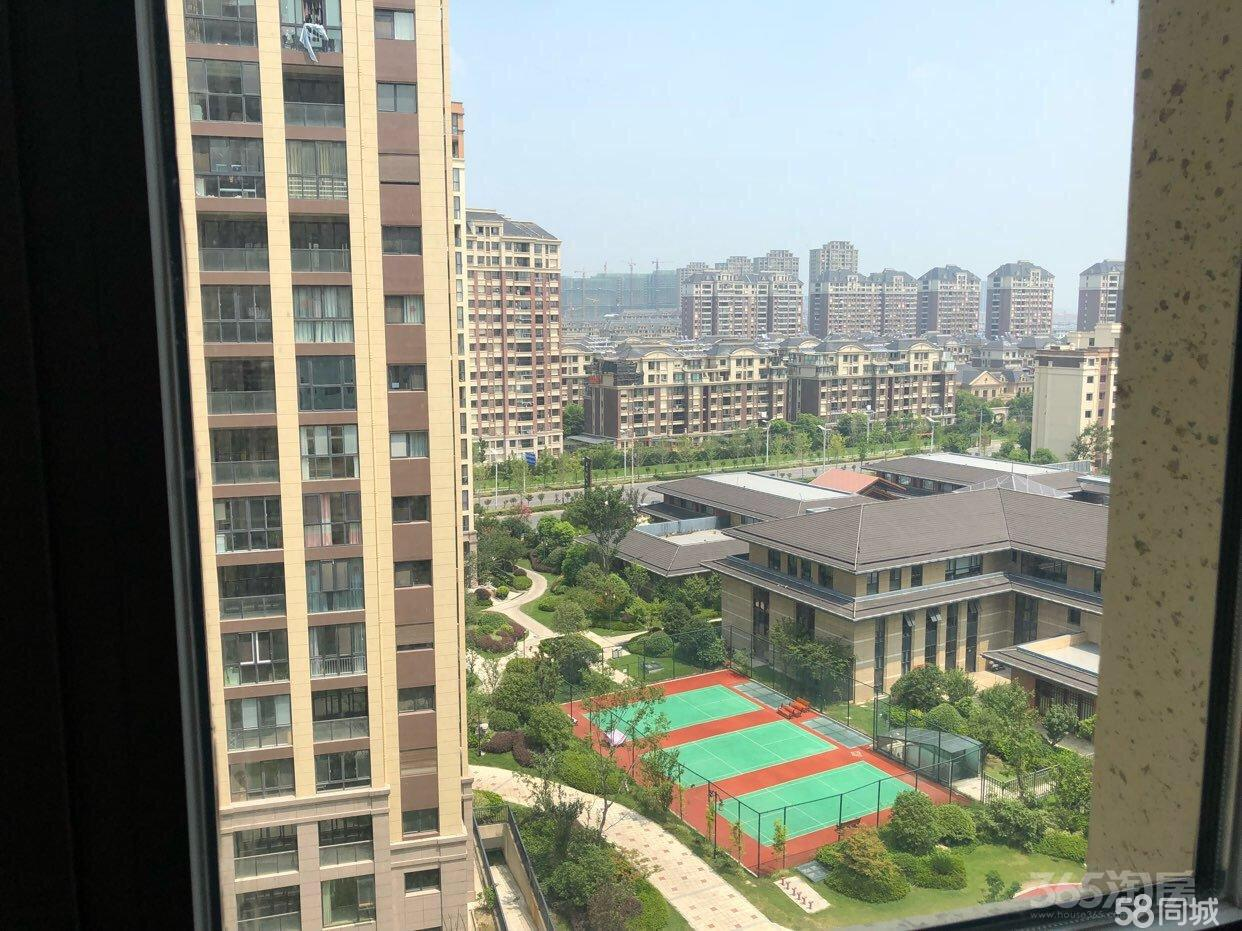 恒通蓝湾国际4室2厅2卫145平米毛坯产权房2018年建