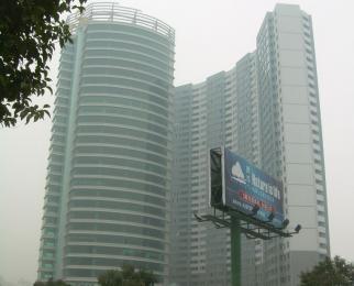 中环国际大厦A座4室0厅2卫130平米办公室精装整租