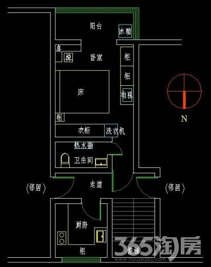 玄武区丹凤街大石桥10号租房