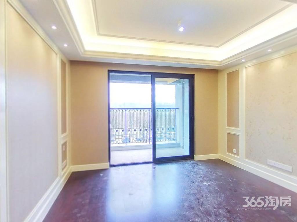 融创玉兰公馆4室2厅2卫126.3平米豪华装产权房
