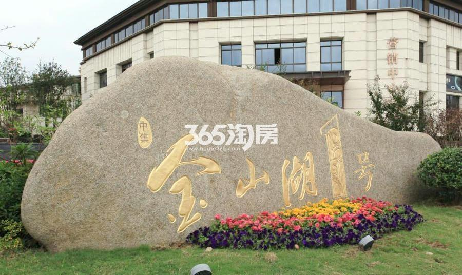 碧桂园滨湖湾实景图