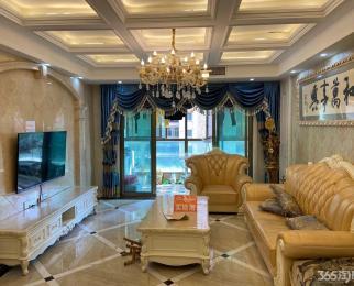 瀚林银座西区140平4室2卫全新豪装满2年价格非常合适