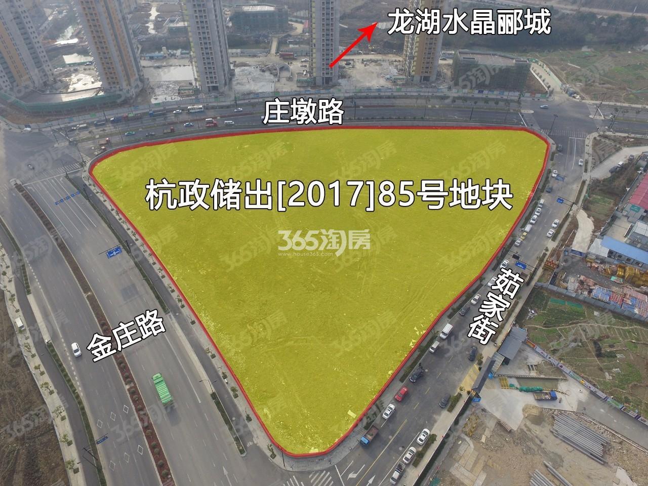 南京银城三墩北项目实景图