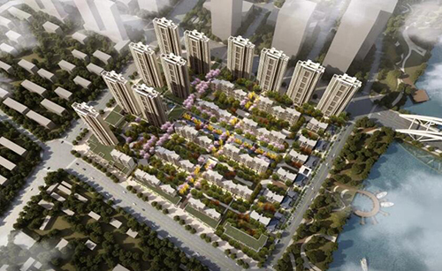 合景誉峰 滨海中心商务区宜居置业新选择