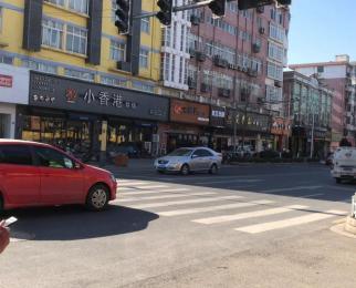 T字路口 地铁站旁 沿街门面 1楼 250平