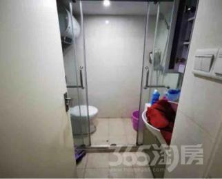 中天西城纪1室1厅1卫34平米整租精装