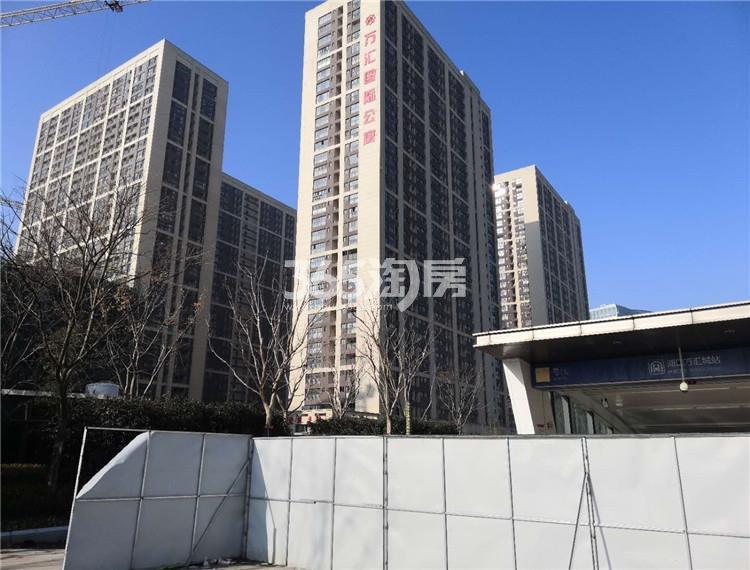 东方万汇城周边实景图(1.18)