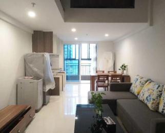 南京东 碧桂园凤凰城三期幸福里挑高公寓家具家电齐全拎包