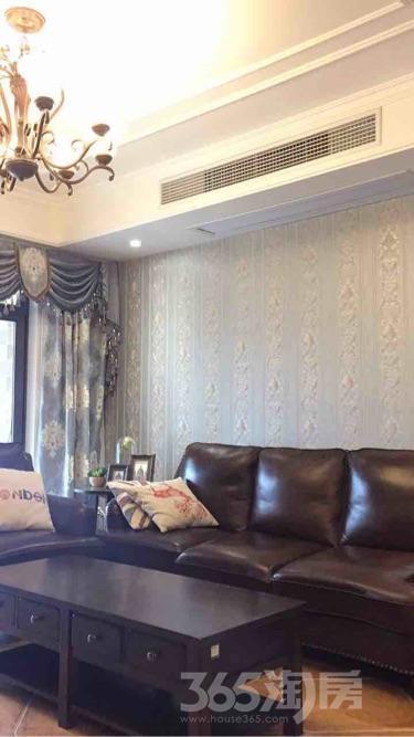 伟星金域华府2室2厅1卫93平米豪华装产权房2015年