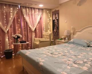 金地名京复式单室套 河西万达旁 蓝瑟公寓 精金花园 集庆