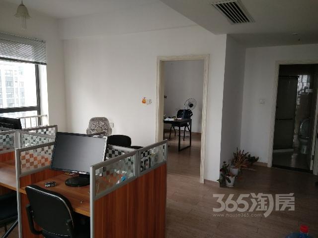 创美华彩国际64�O整租精装可注册现房