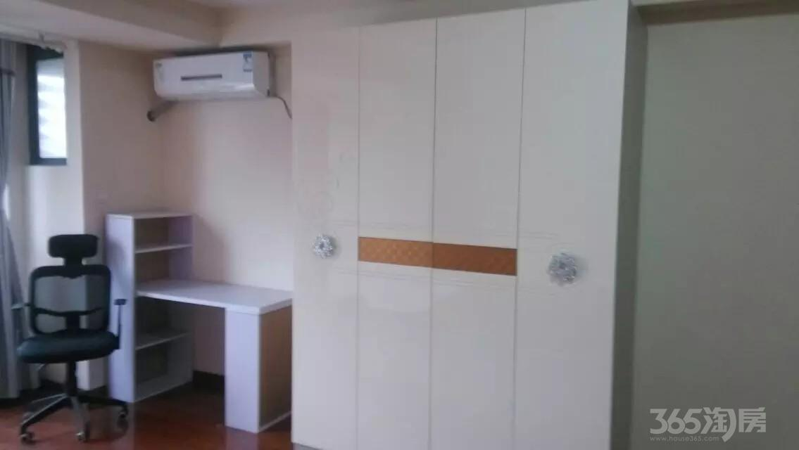 万达公寓1室1厅1卫56平米整租精装