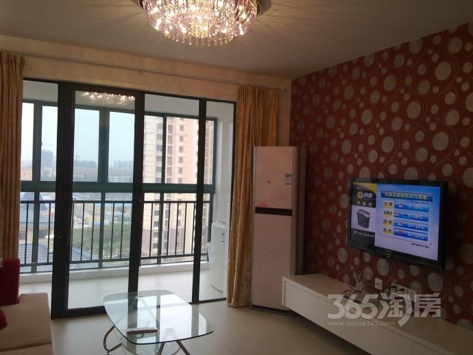 旭日上城一期大三房得房率超高3室2厅1卫109平方产权房精装