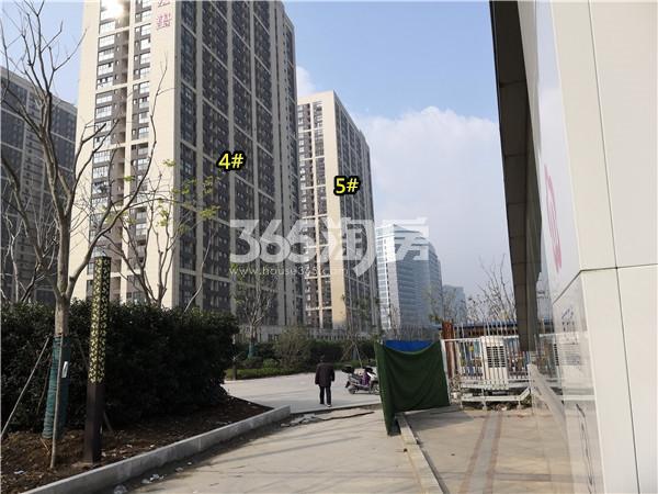 东方万汇城周边实景图(11.23)