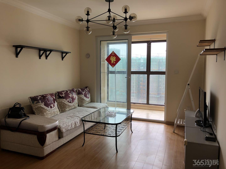 滨水花园棕榈苑3室2厅1卫79平米整租豪华装