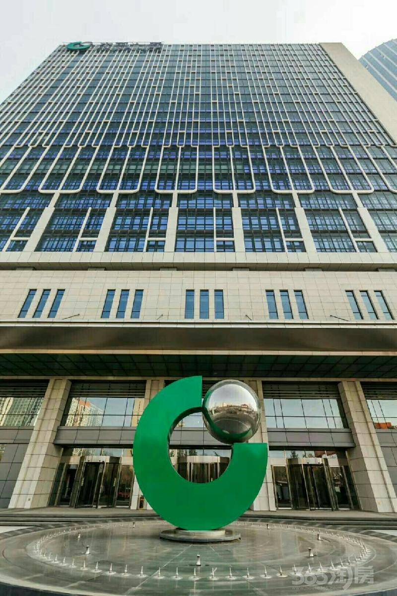中国人寿大厦陕西省分公司综合楼3100平米整租精装