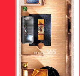 柏庄财富广场青年公寓42.14㎡