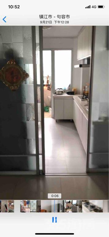 宁宝花园3室2厅1卫115平米简装产权房2012年建满五年
