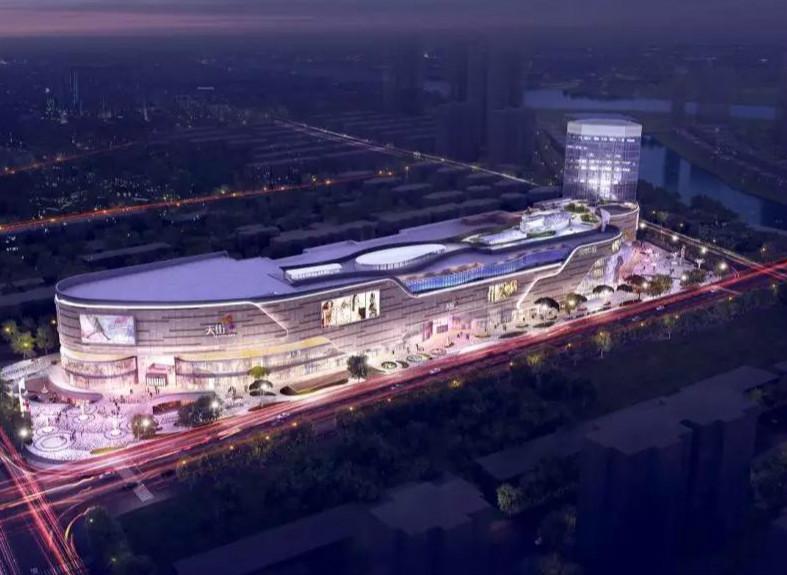 江宁超级商业体4季度开业