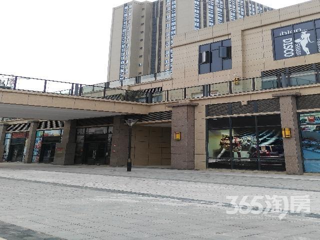 沙坪坝西永首创光和城临街商铺出租120�O整租毛坯