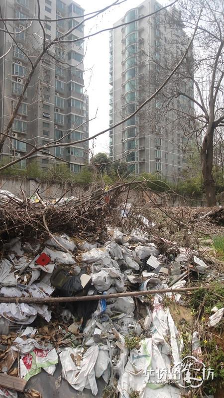 明代城池_南京通济门明代城池遗址所在地如今成垃圾场