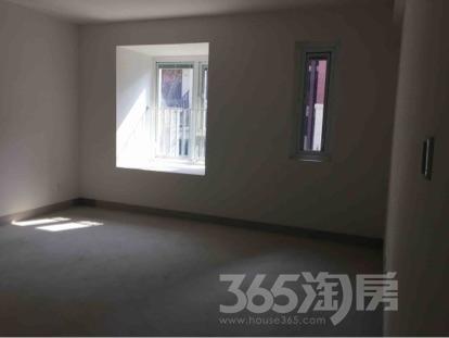 银城一方山4室3厅3卫206平米整租毛坯