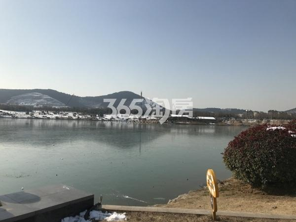 湖悦天境周边景观实景图(1.24)