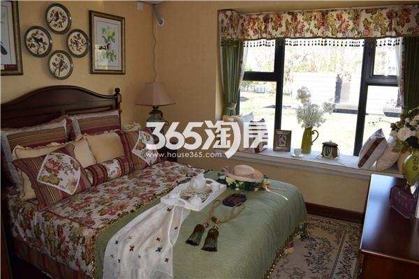 86.74平米2居样板间卧室