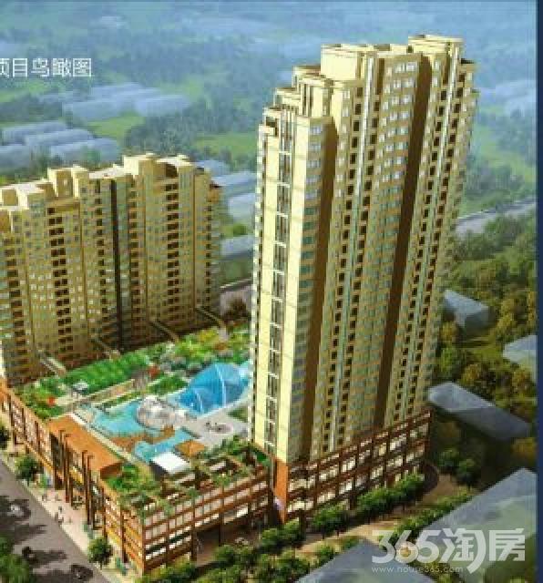 汉一广场3室2厅1卫129平米2014年产权房毛坯