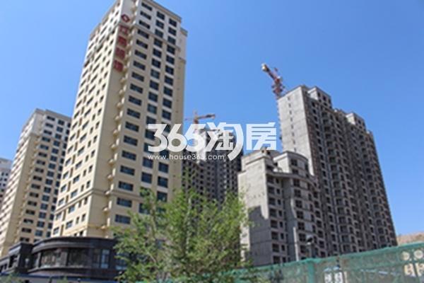 城关江南明珠实景图