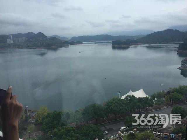 千岛湖度假一线观湖景小面积包租日月天地现房不限购