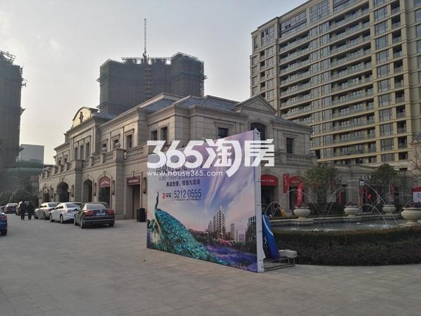 翠屏诚园实景图(2.20)