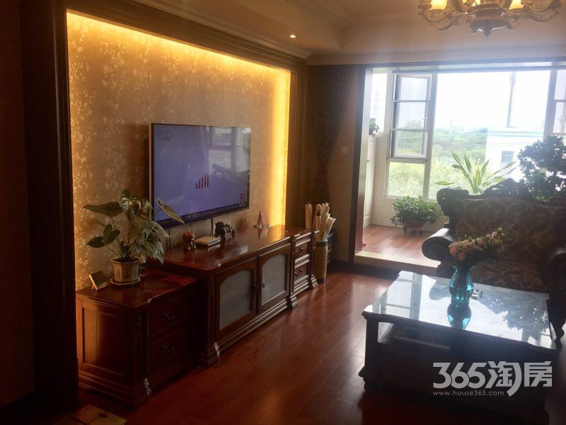 金地自在城花园洋房3室2厅1卫108平方产权房豪华装