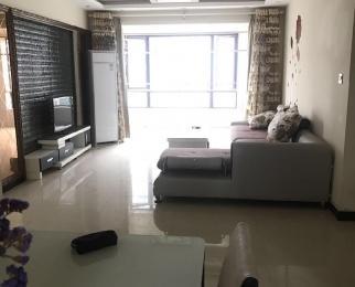 国贸天琴湾3室2厅1卫121平方产权房精装