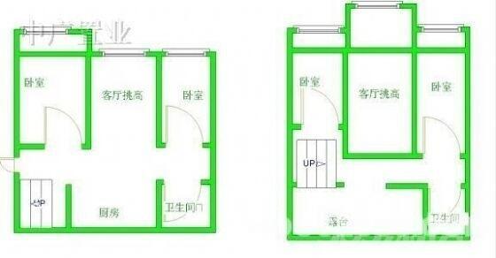 房子坐北朝南农家院设计图展示