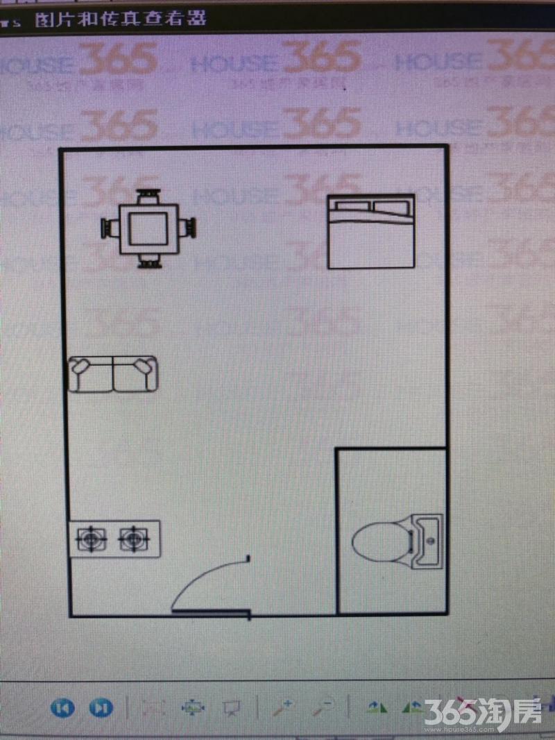 鼓楼区五塘广场云谷山庄0室0厅户型图