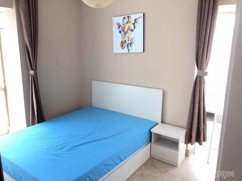 白领生活馆3室1厅2卫25平米整租精装