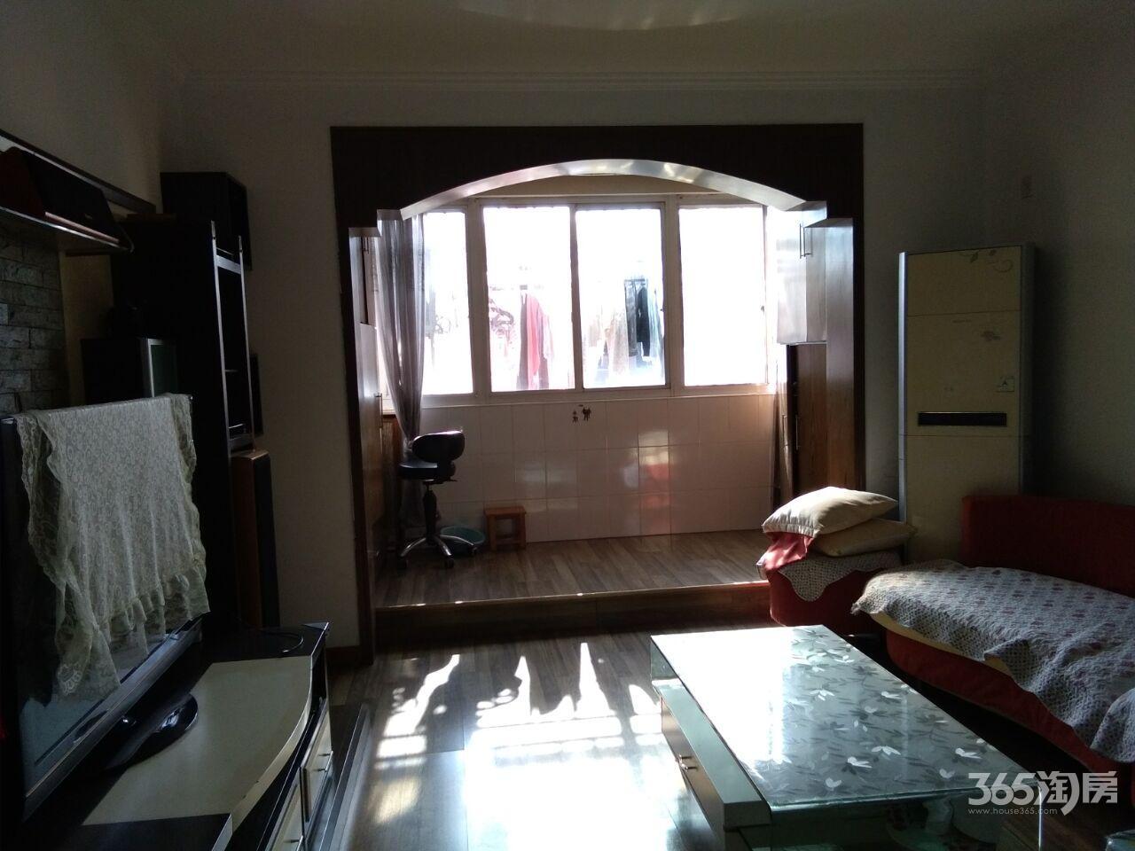 樱驼花园华桥新村紫沁苑2室2厅1卫92平方产权房精装