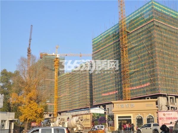 恒大锦城实景图