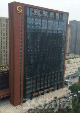 成长大厦717平米2010年精装