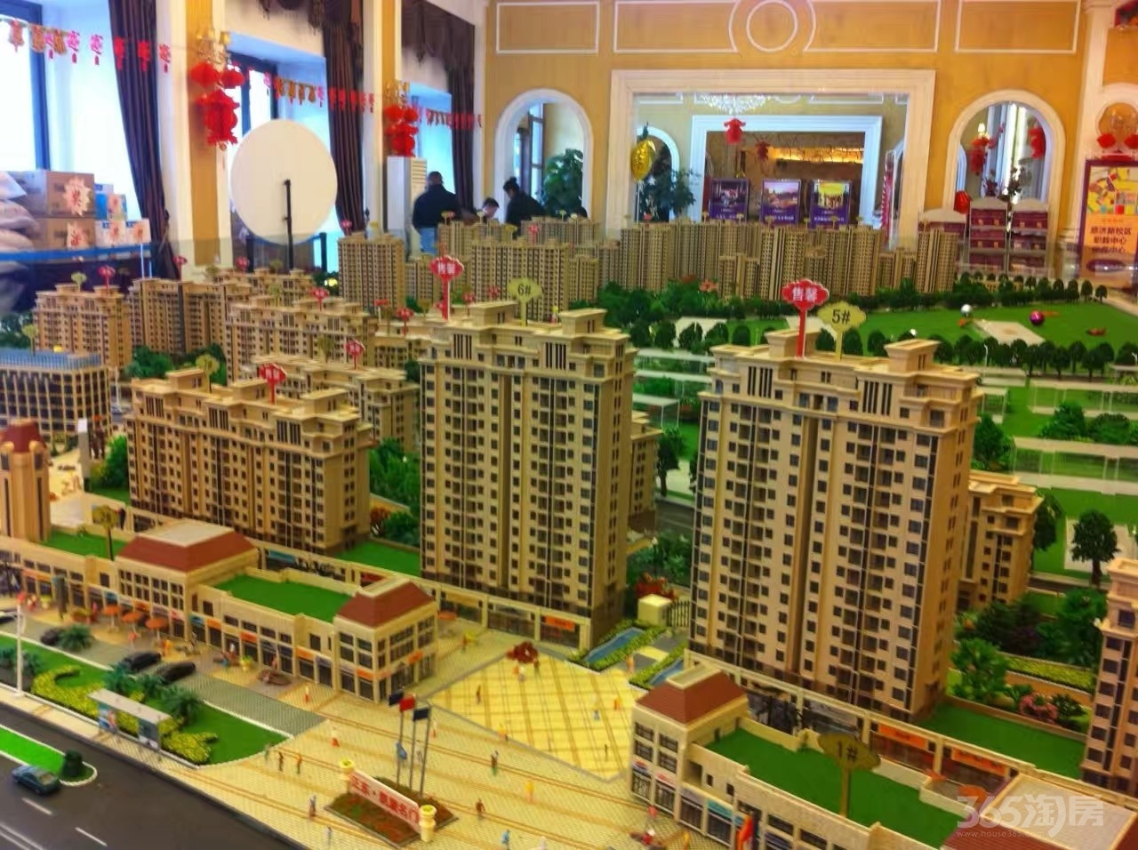 正东凯旋名门小区沿街商铺42万元41平方层高5米