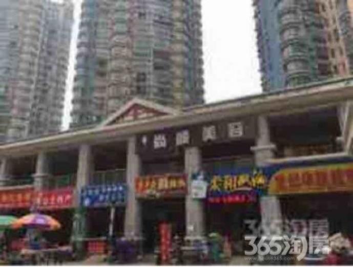 明发滨江商业街商铺2层95.19平米简装