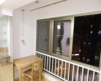 中海凯旋门1室0厅1卫33.24平米精装整租