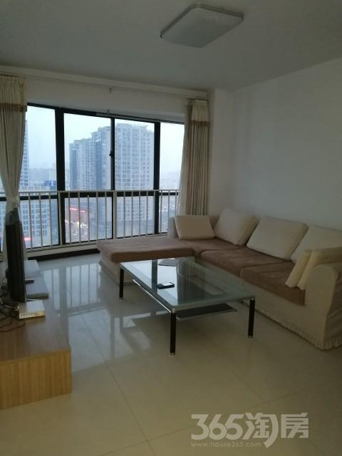 坡子街泰富华庭2室2厅1卫110平米整租精装可女生合租
