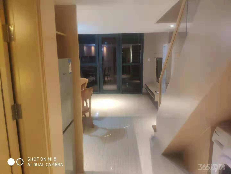富力城水街坊1室1厅2卫46.78平方米90万元